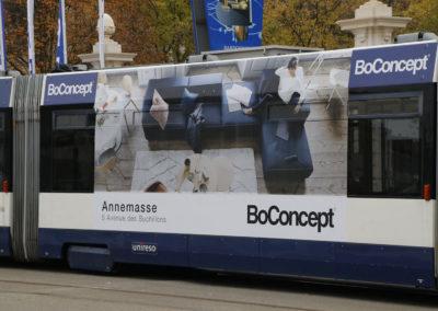 impression numérique adhésif Tram